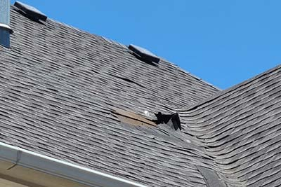 Asphalt Roofing Installation and Repair